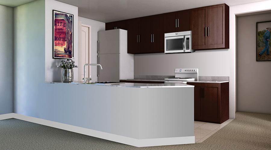 Heartland Homes Kitchen Cabinets