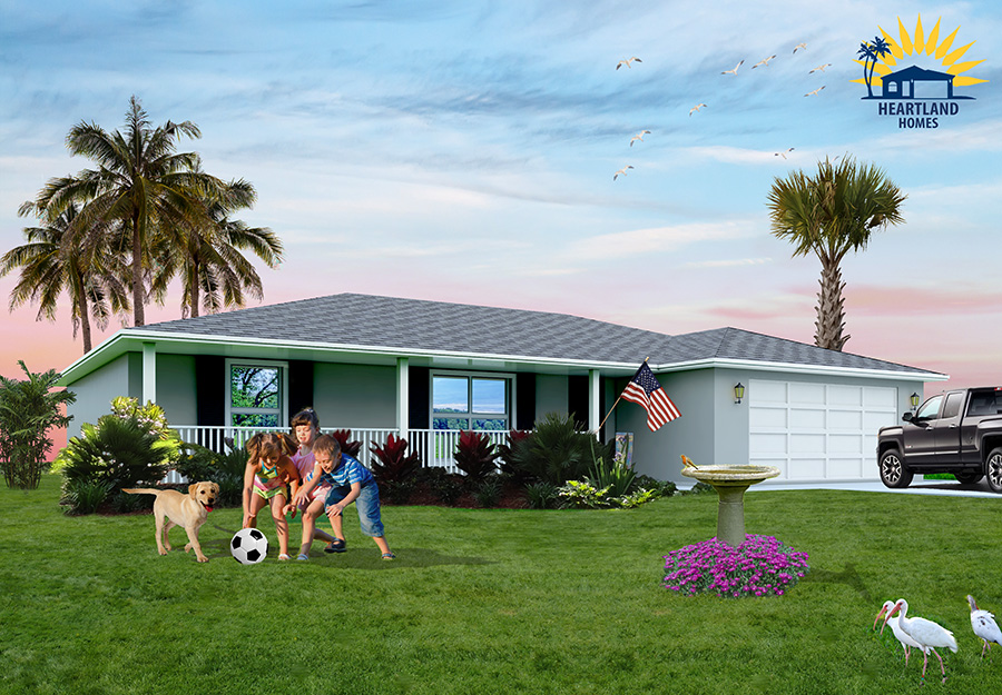 Heartland Homes Of Florida Affordable New Homes