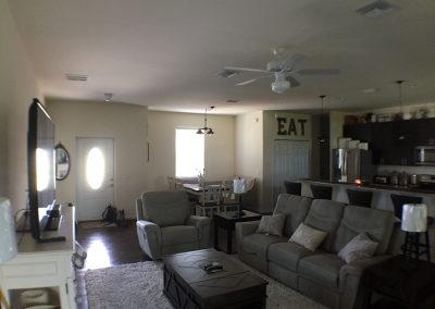 Family Room / Dining Area