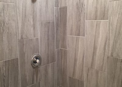 Upgraded Shower